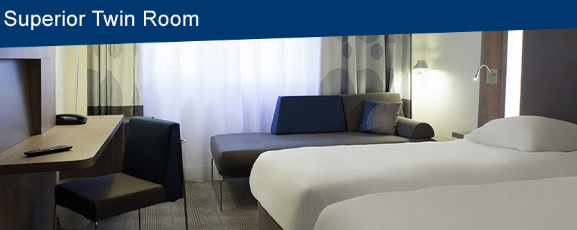 Superior Room- Hotel Le Havre